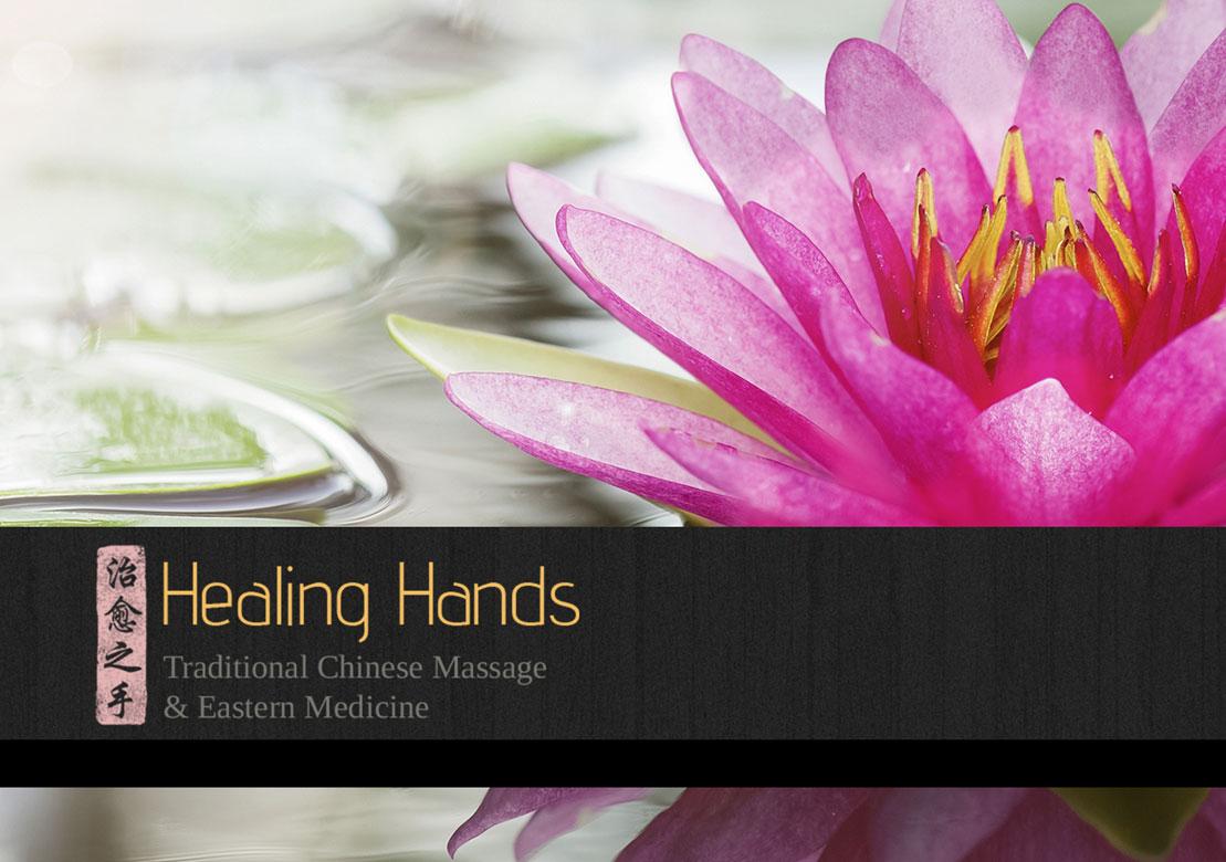 Healing Hands Eventide Design Orlando Based Website Designer