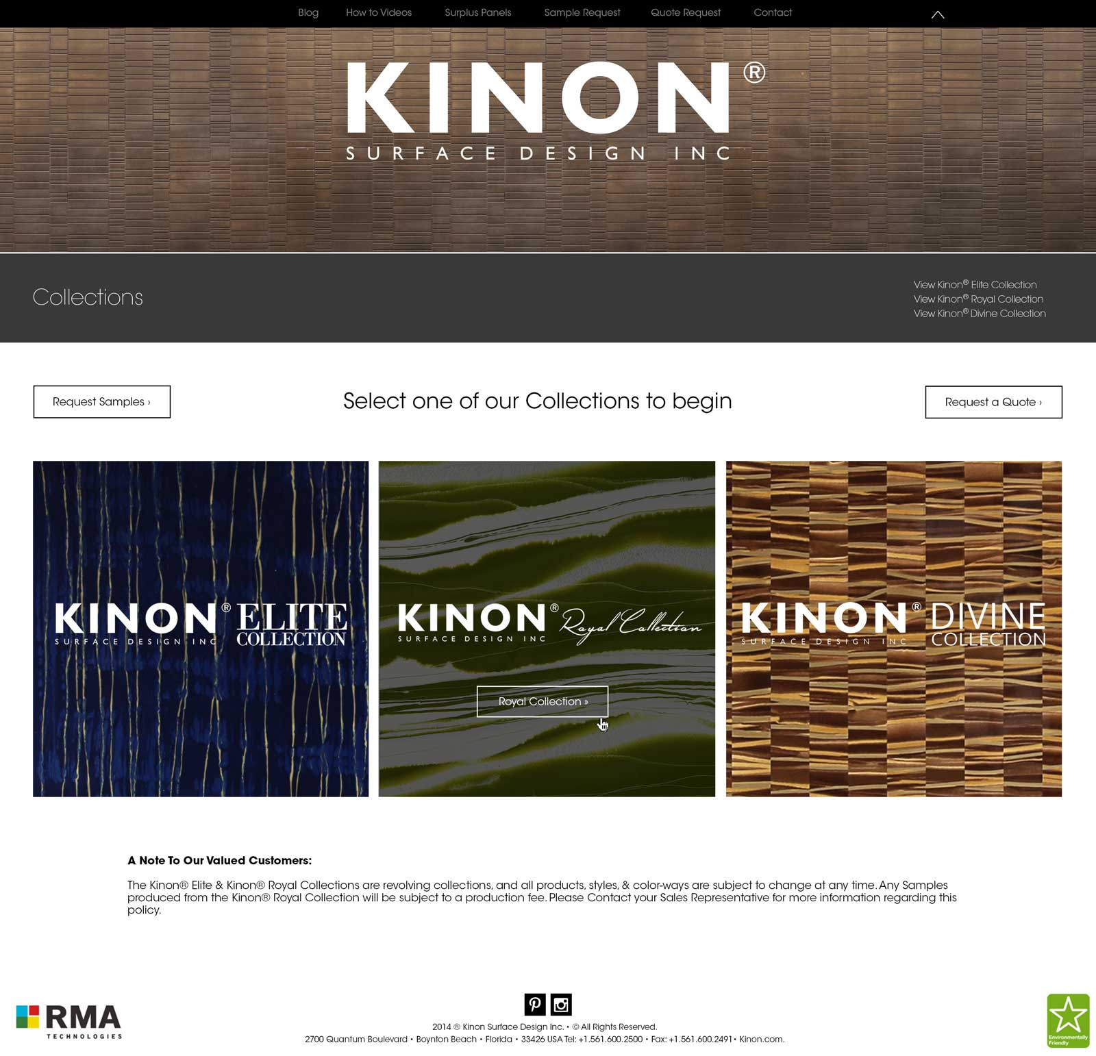 Kinon Collections